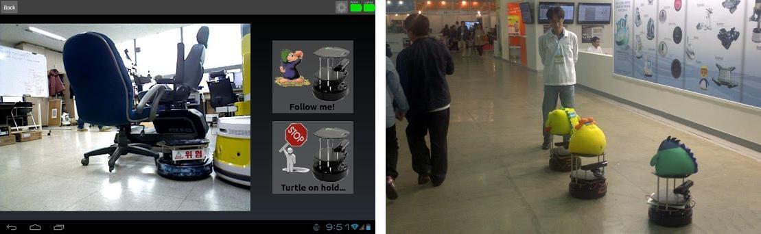 TurtleBot Follower (Groovy) on Windows PC Download Free - 1 0 2