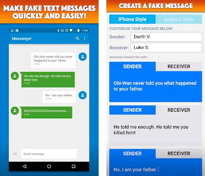 TextMeme – Fake Message Maker 1 5 4 apk download for Android