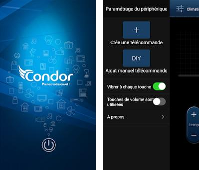 condor smartremote