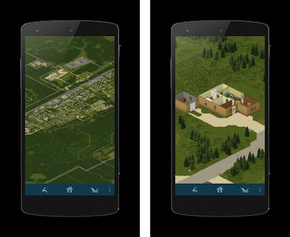 PZ Map 2.6 apk download for Android • appinventor.ai_przemyslawwilde Zomboid Map on