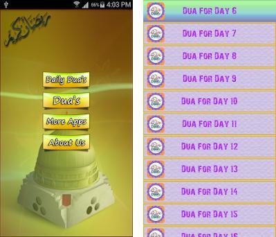Ramadan Duas 1 0 apk download for Android • com IslamicStore