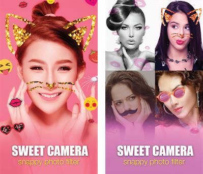 Sweet Camera - Snappy Photo 1 1 apk download for Android • com