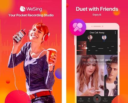 WeSing - Sing Karaoke & Free Videoke Recorder 5 2 8 379 apk