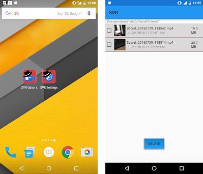 SVR - Secret Video Recorder 1 5 5 apk download for Android • com