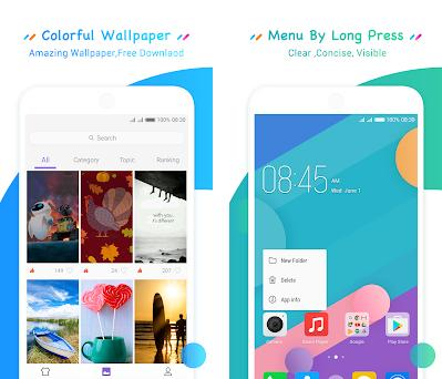 HiOS Launcher(2019)- Fast, Smooth, Stabilize 3 0 070 2 apk