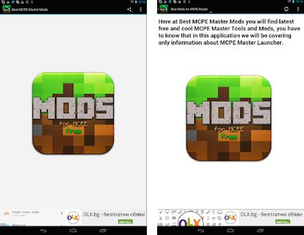 Mods for Minecraft Pe 0 14 0 1 0 apk download for Android