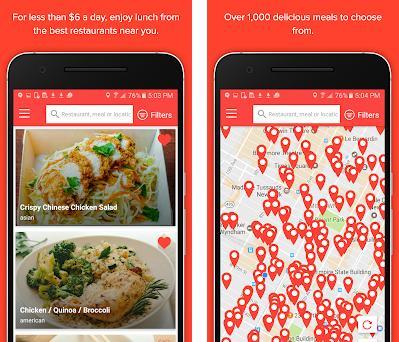 MealPal preview screenshot