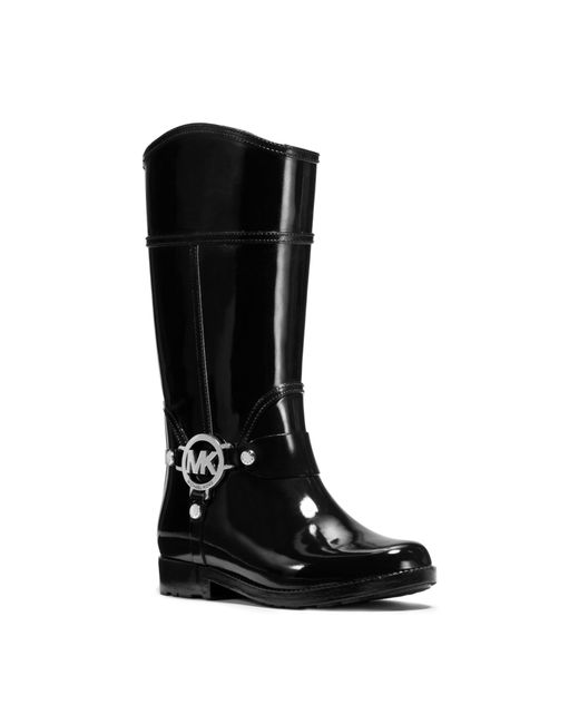 Michael kors Girls Brea Rubber Rain Boot Toddler in