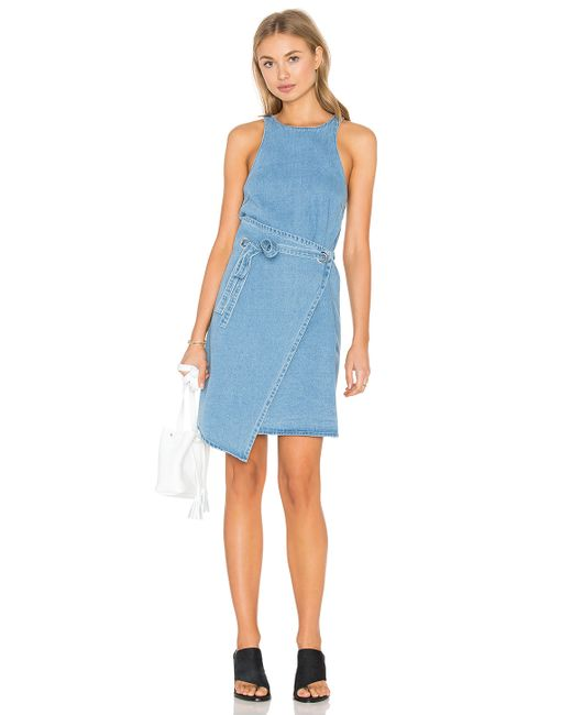 The fifth label First Light Dress in Blue  Lyst