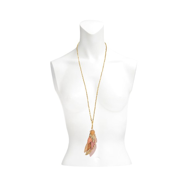 Gas bijoux Exclusive L39iroquoise Necklace With Swarovski