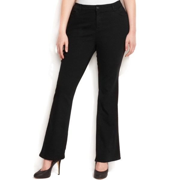 Inc International Concepts Plus Size Jeans Bootcut