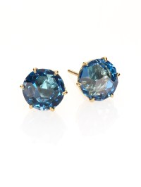 Ippolita Rock Candy London Blue Topaz & 18k Yellow Gold