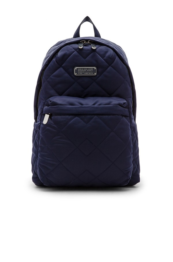 Lyst - Marc Jacobs Crosby Quilt Nylon Backpack In Blue