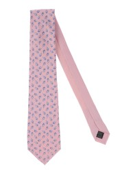 Thomas Pink Tie in Pink for Men - Lyst