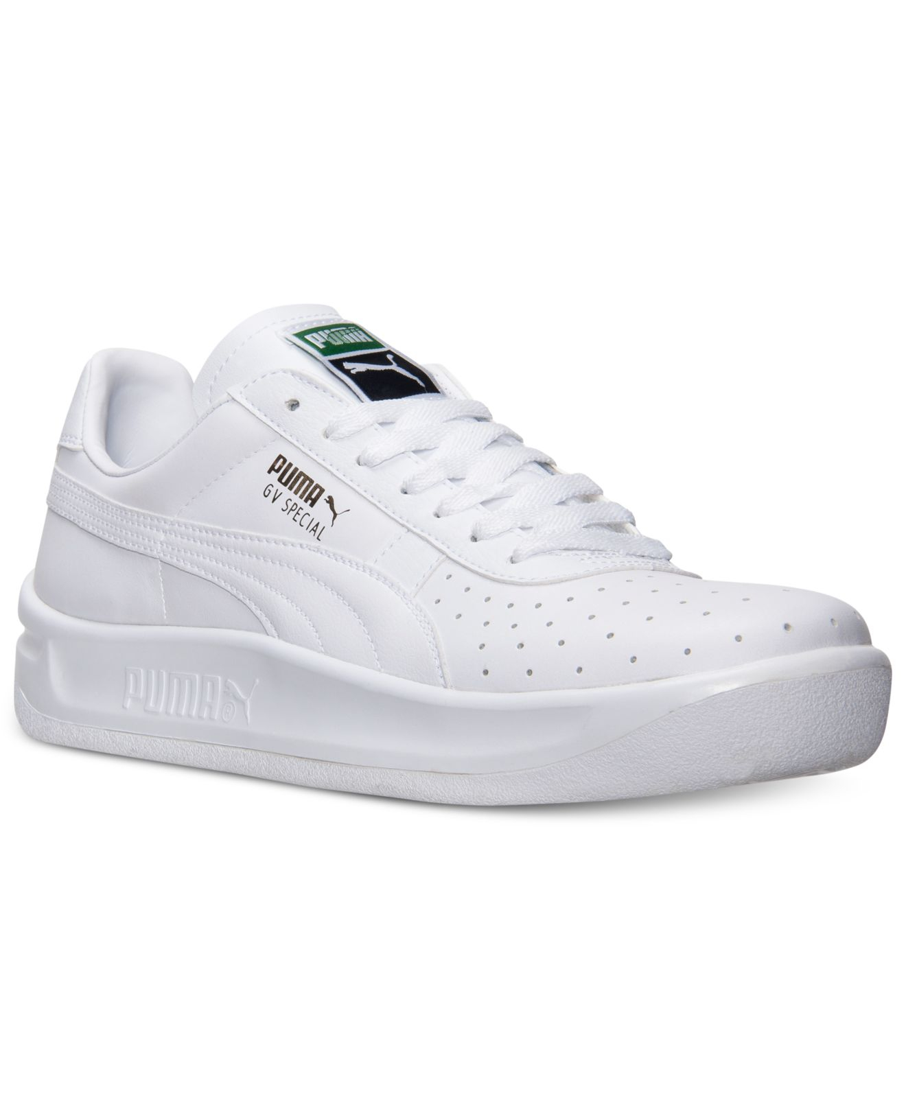 167fb86605be Lyst Puma Men 39s The Gv Special Casual Sneakers From