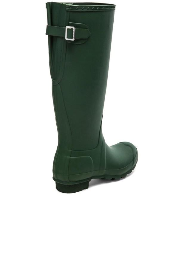 Lyst - Hunter Original Adjustable Rain Boot In Green
