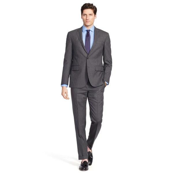 Polo Ralph Lauren White Suit