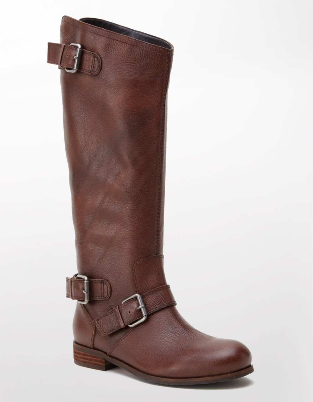 Tall Brown Boots