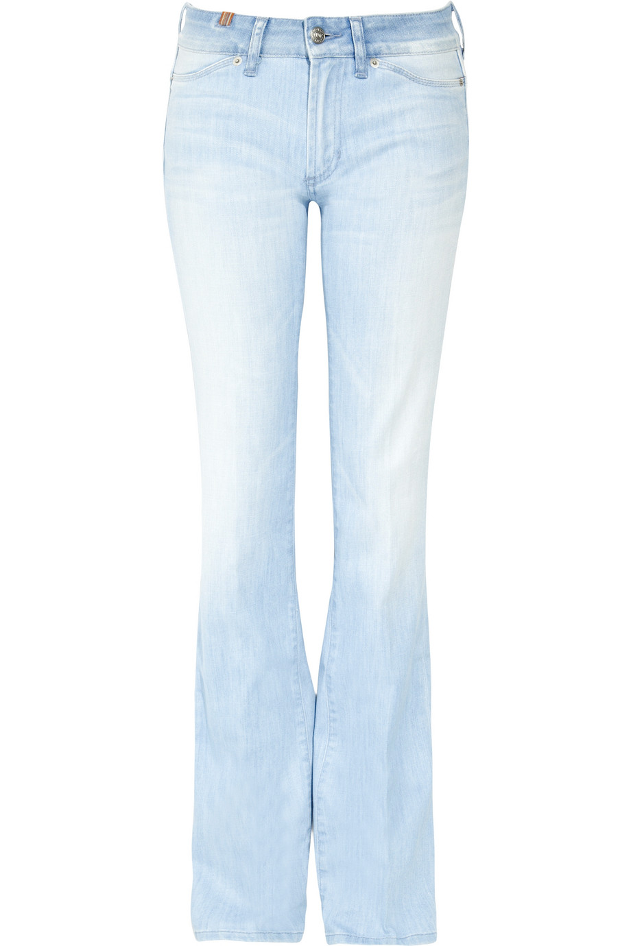 Light Blue Bootcut Jeans Womens  Jeans To