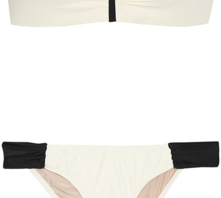 Tara Matthews Charme Molded Bandeau Bikini