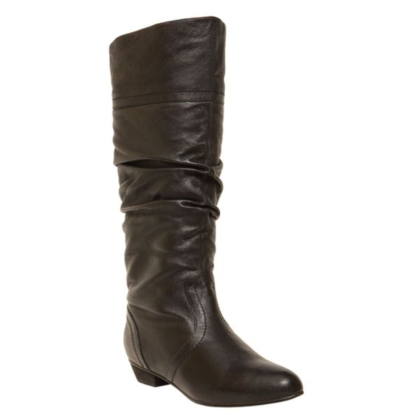 Steve Madden Candence Boots In Black Lyst