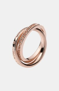 Rose Gold Rings: Rose Gold Rings Michael Kors