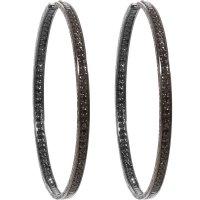 Black Hoop Earrings For Women Black Hoop Earrings For And ...