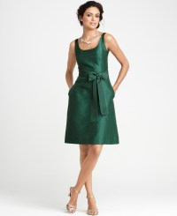 Silk Dupioni Bridesmaid Dresses - Bridesmaid Dresses