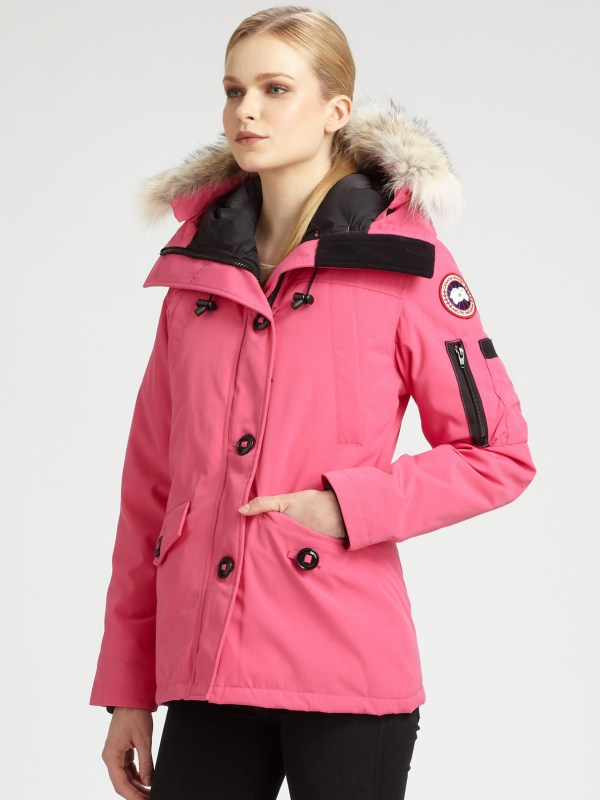 69bc855ceac78 Canada Goose Montebello Parka - Year of Clean Water