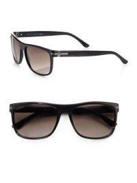 Gucci Classic Acetate Sunglasses in Black for Men   Lyst