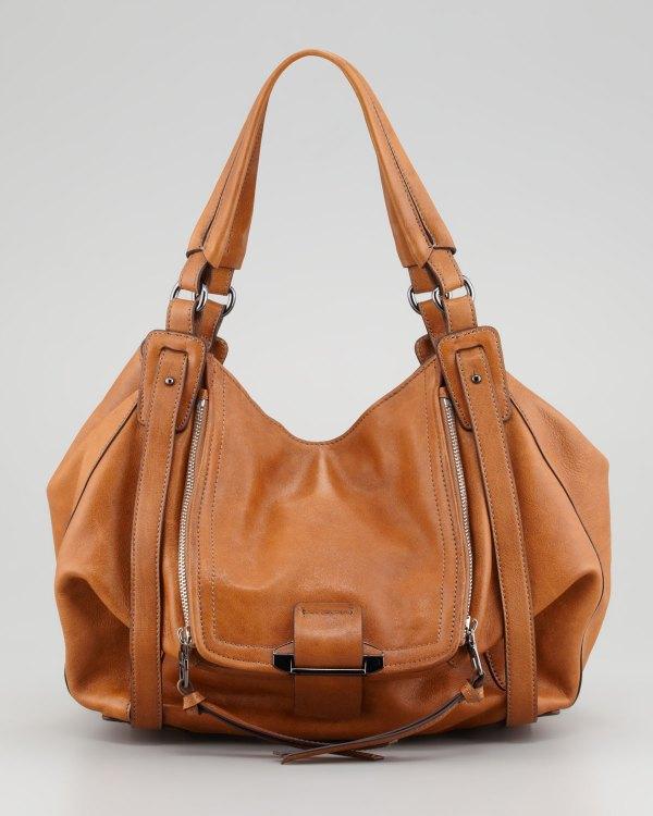 Kooba Jonnie Hobo Bag In Brown Tan Lyst