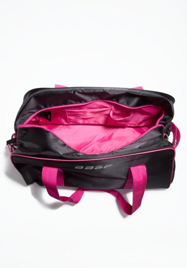 Bebe Nylon Gym Bag Online Exclusive In Black Lyst