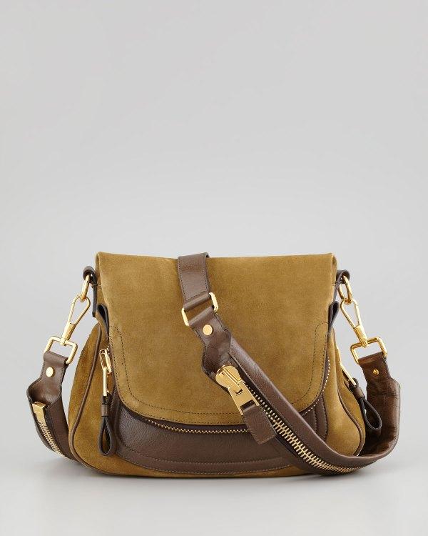 Leather Tom Ford Jennifer Bag