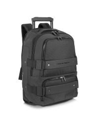 eb165e5bf5b13 Lyst - Porsche Design Twin Backbag - Black Backpack Carry .