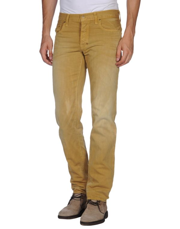 Prps Casual Pants In Khaki Men Lyst