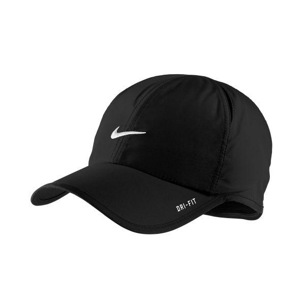 Lyst - Nike Dri Fit Feather Light Cap In Black Men
