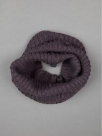 Lyst - Lamberto Losani Circle Scarf in Gray for Men