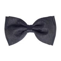 Lyst - Black.co.uk Black Paisley Silk Bow Tie in Black for Men