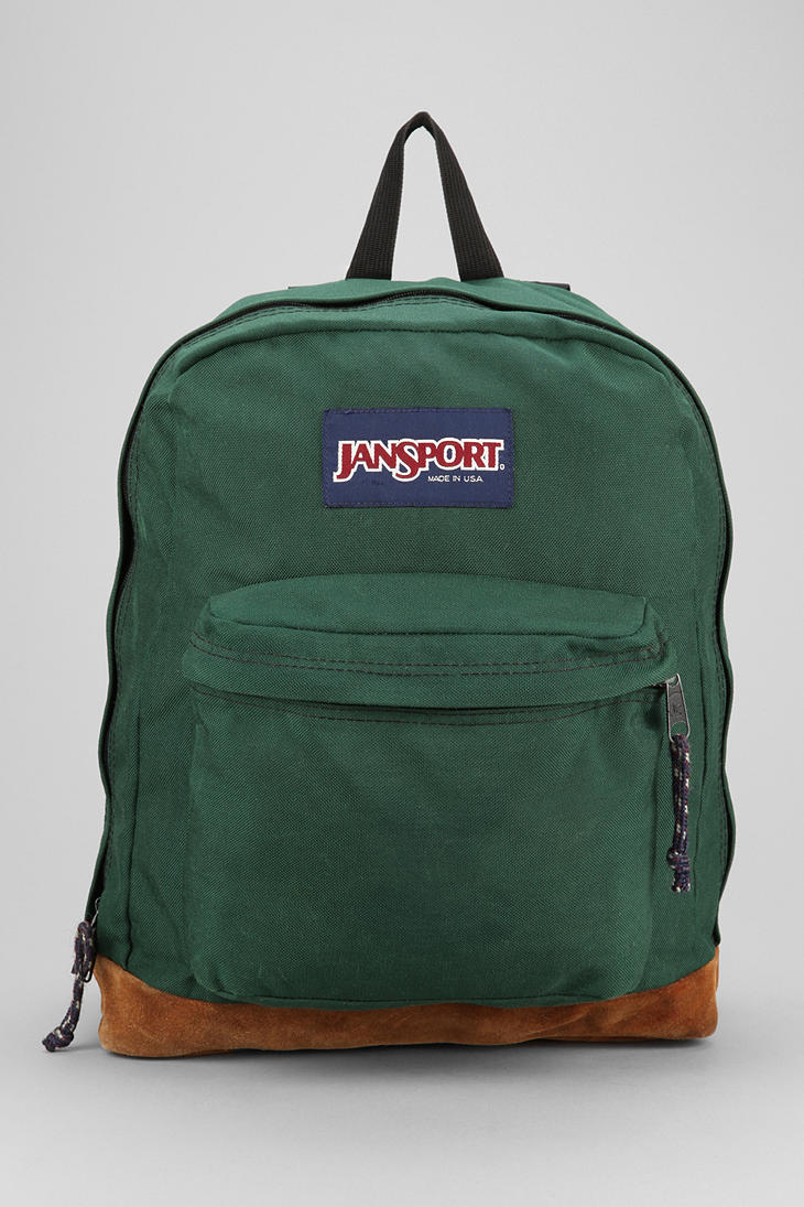 Lyst  Urban Outfitters Backpack in Green for Men