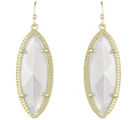 Kendra Scott Dora Earrings in Gold | Lyst