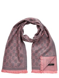 Gucci Scarf in Pink for Men | Lyst