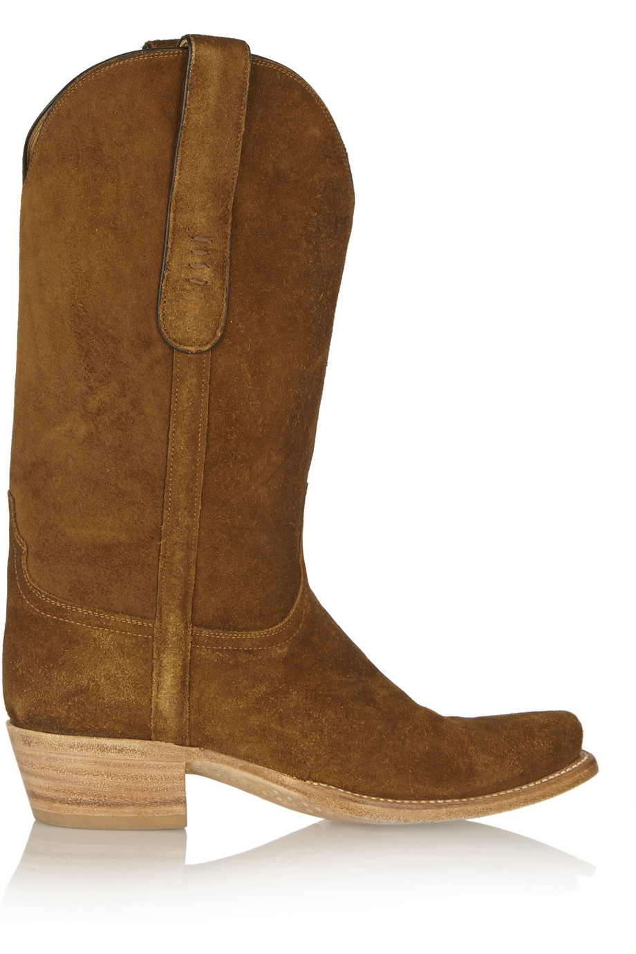 d96710a6908 Suede Western Boots - Ivoiregion