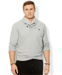 Polo Ralph Lauren Fleece Shawl Collar Pullover