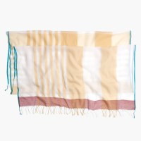 Lyst - Madewell Aish Modernist Scarf in Brown