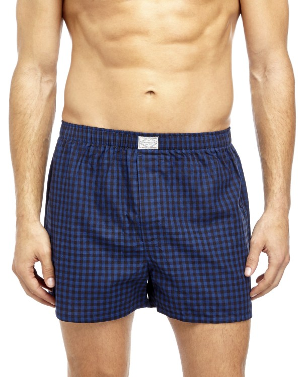 Lyst - Lucky Brand 3-pack Woven Boxer Shorts In Blue Men