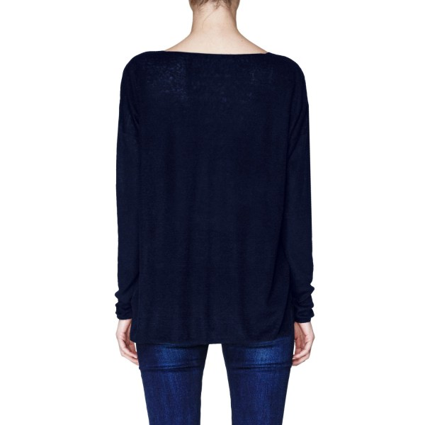 Lyst - Theory Larlissa Sweater In Sag Harbor Blue