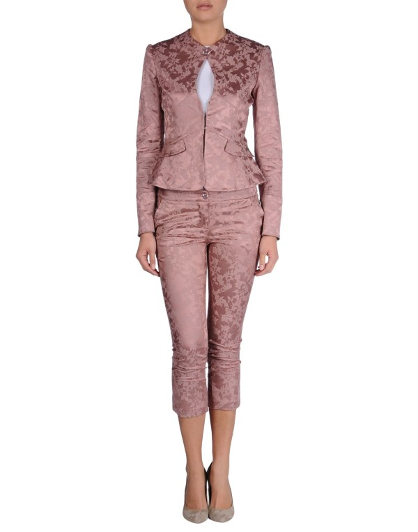 Exte Womens Suit In Pink Pastel Lyst