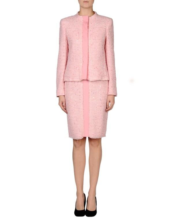Escada Women' Suit In Pink Lyst