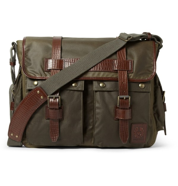 a85a0b3eac Belstaff Military Backpack - Year of Clean Water