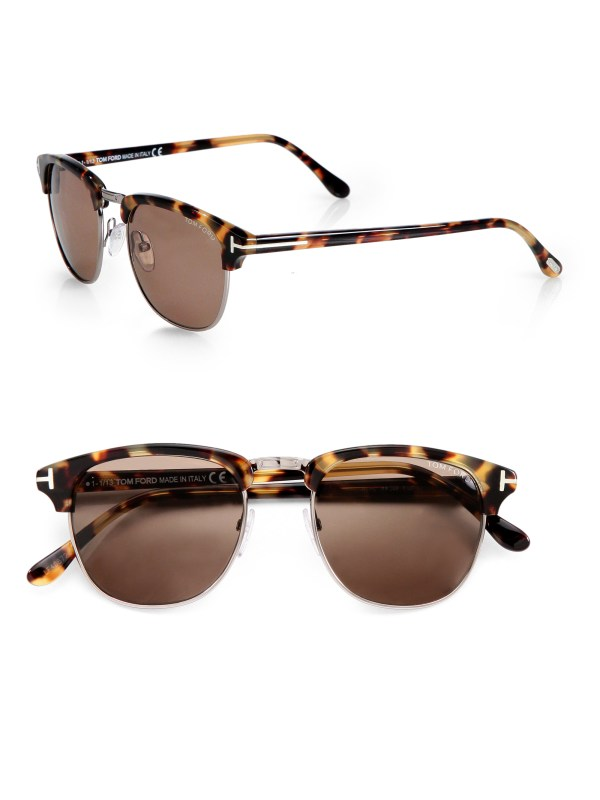 Tom Ford Sunglasses Henry